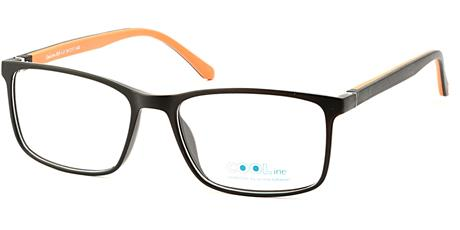 Cooline 099 c2 black/orange 54/17/140
