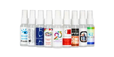 NANO OPTIC - spray 30ml WITH YOUR LOGO - 100pcs